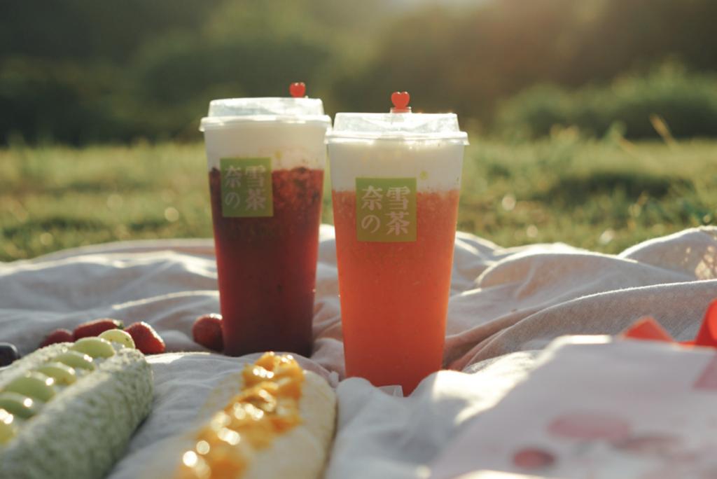 【山頂美食】人氣茶飲店「奈雪の茶Nayuki」香港開店! 首間分店即將進駐山頂