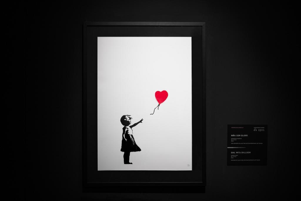 【九龍灣好去處】Banksy巡迴展覽12月登陸香港  睇勻70多件原創塗鴉!門票詳情