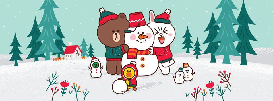 【聖誕禮物2019】LINE FRIENDS香港限定冬日聖誕系列 巨型聖誕襪/許願牌/賀卡