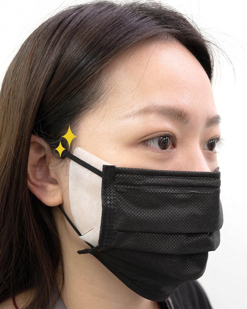 全球首創口罩舒緩貼登場 皮膚救星!口罩肌專用面膜舒緩不適
