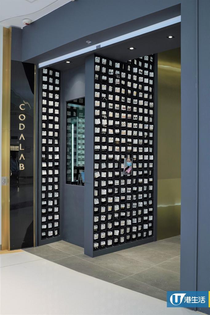【旺角新店】旺角新開2米高首飾牆店 逾3000款耳環/手鍊/戒指/頭飾$59起