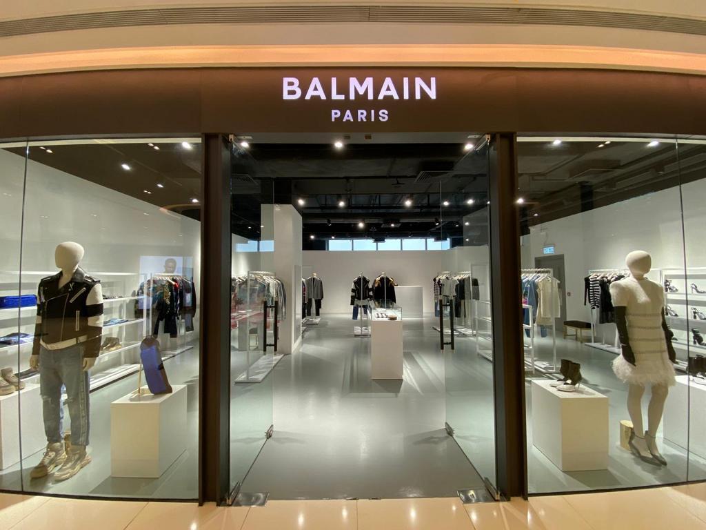 法國名牌Balmain香港首間Outlet登陸葵涌 服飾/鞋履/太陽眼鏡/皮具低至15折