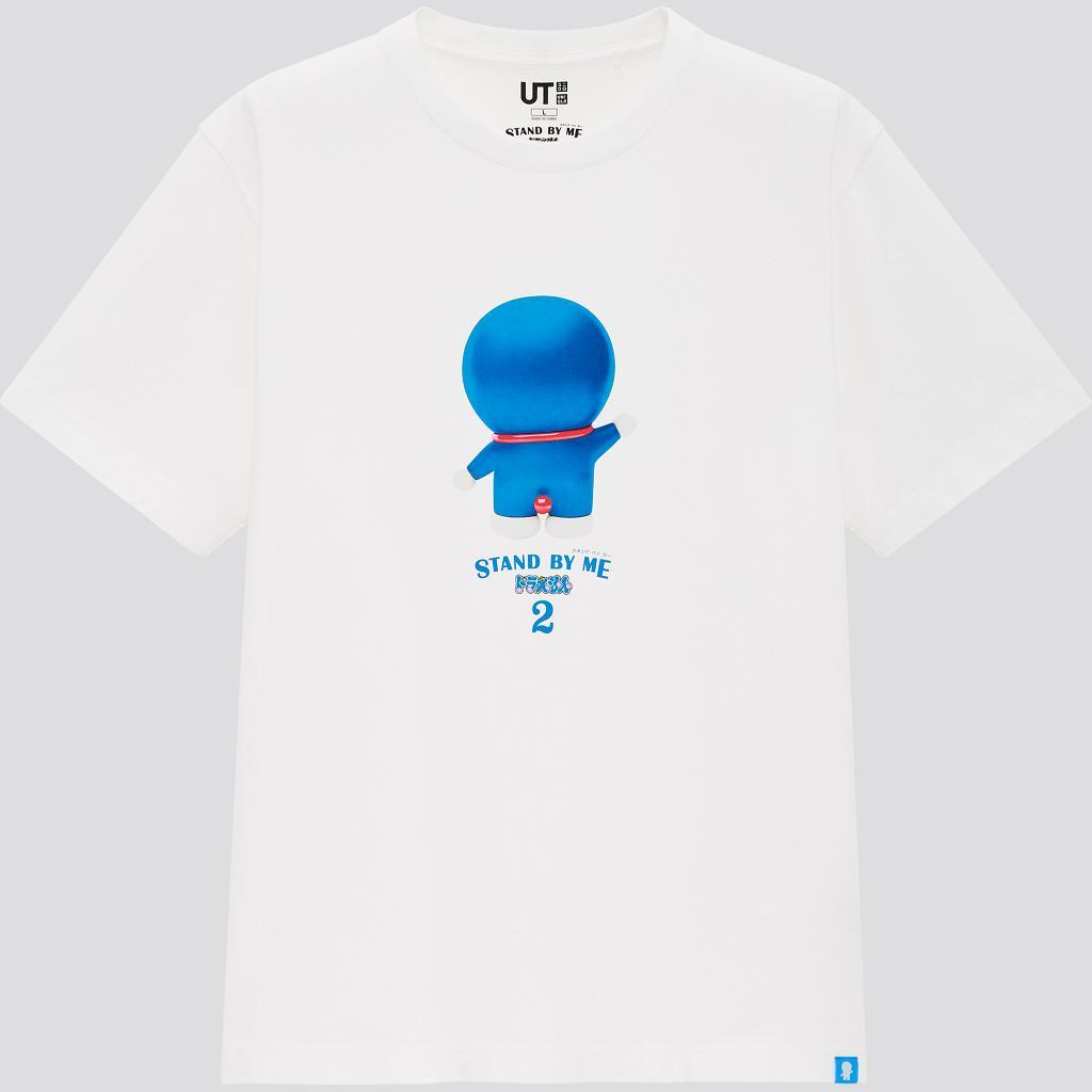 UNIQLO兩大卡通聯乘系列UT!$99買到 多啦A夢/迪士尼怪獸公司/反斗奇兵