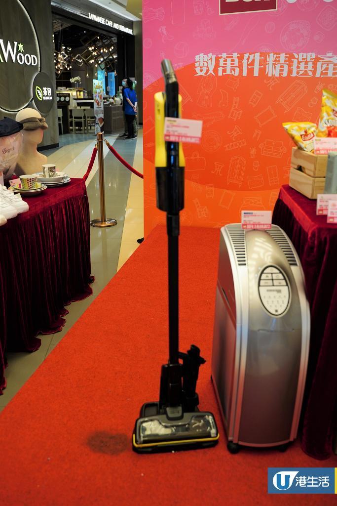 【商場優惠】MegaBox周年1折感謝祭登場 電器/傢私/嬰兒用品/床上用品$3.2起