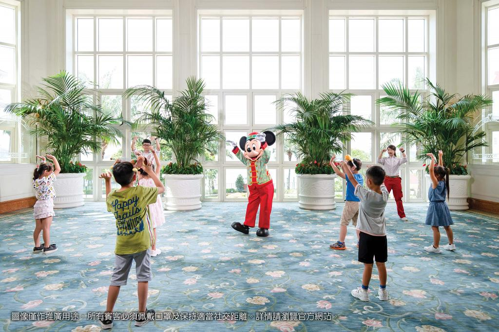 【迪士尼優惠】迪士尼酒店Staycation體驗 香港居民優惠/全新大冒險家套房/手作工作坊