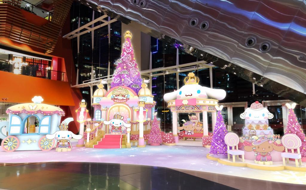 【聖誕好去處2020】玉桂狗華麗皇室聖誕盛會登陸九龍灣MegaBox!30呎高聖誕城堡/期間限定店