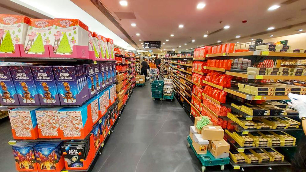 英倫風聖誕巿集 一站式買齊聖誕食買玩必需品!