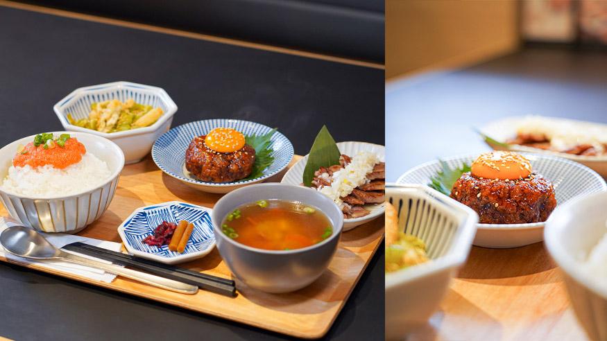 【紅磡美食】香港都食到日式家庭料理!日本直送食材 歎醬油蛋飯/蕃薯雪糕/蔥燒厚牛舌/南蠻炸雞