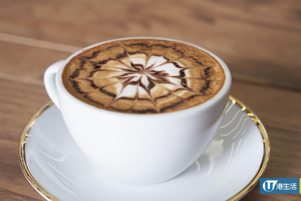 【旺角好去處】旺角咖啡拉花體驗課程 手沖咖啡/拉花圖案/打奶泡技巧/適合初學者