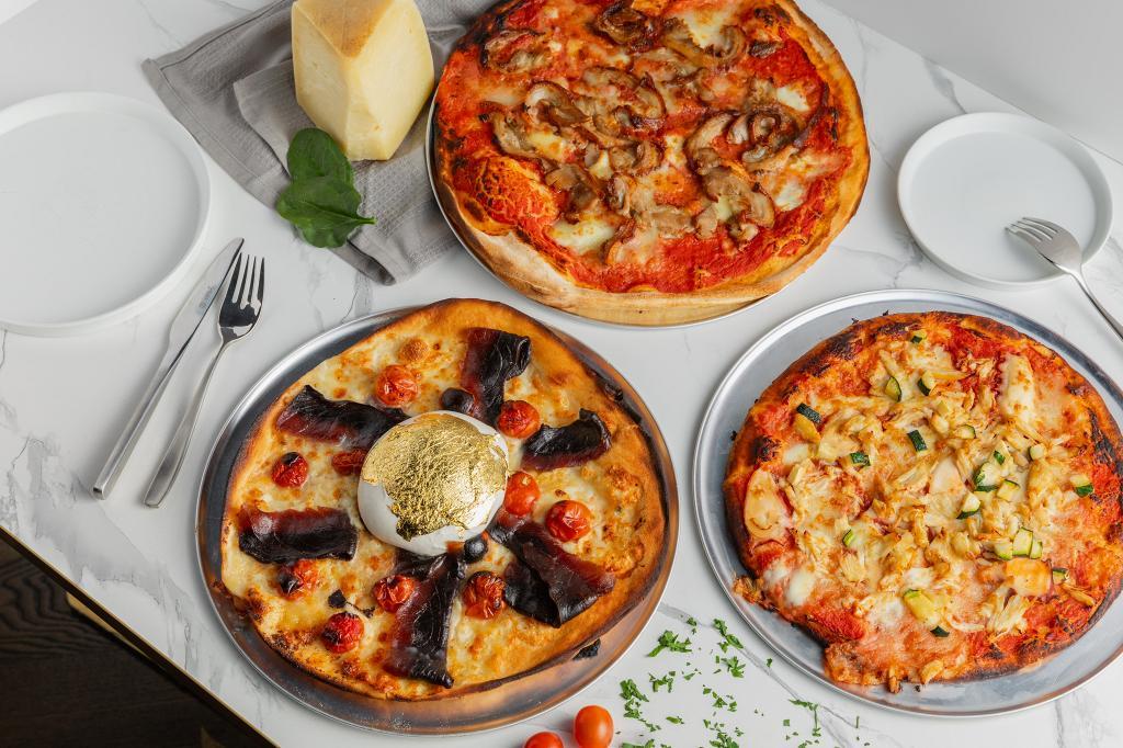【尖沙咀美食】親民正宗傳統意大利餐廳進駐海港城 每日新鮮製作手工意粉/酸種薄餅/經典牛角包