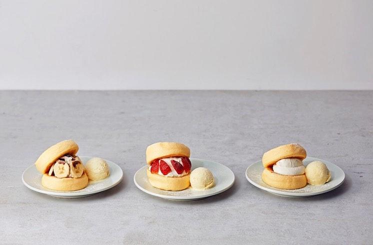 【銅鑼灣美食】銅鑼灣FLIPPER'S日本人氣梳乎厘店限定外賣新品 3款口味梳乎厘班戟漢堡登場!