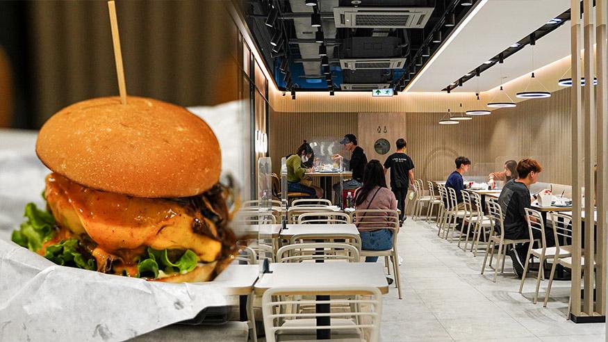 【尖沙咀美食】尖沙咀1500呎港式漢堡新店 日售600個漢堡 足料爆汁!$40歎慢煮芝士牛堡