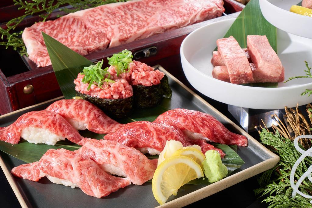 【佐敦美食】佐敦新開7千呎日式燒肉店和牛燒肉一郎 智能送餐新體驗!$298起歎到和牛燒肉放題