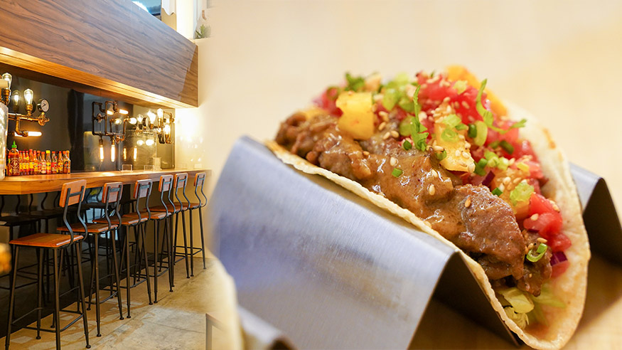 【中環美食】中環新開港式墨西哥卷餅 自創甜筒Taco!沙嗲牛肉/十五味豬腩/XO醬臘腸大蝦