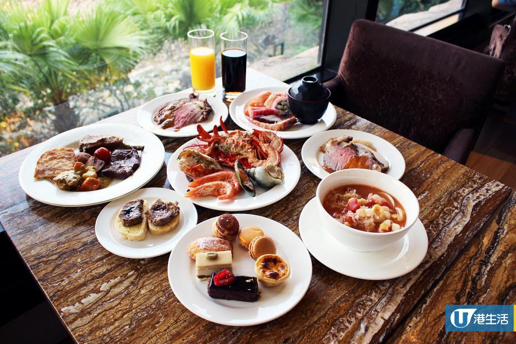 【自助餐優惠2021】馬灣挪亞方舟度假酒店「花膠.龍蝦.海鮮」自助晚餐!180度海景/人均$363起