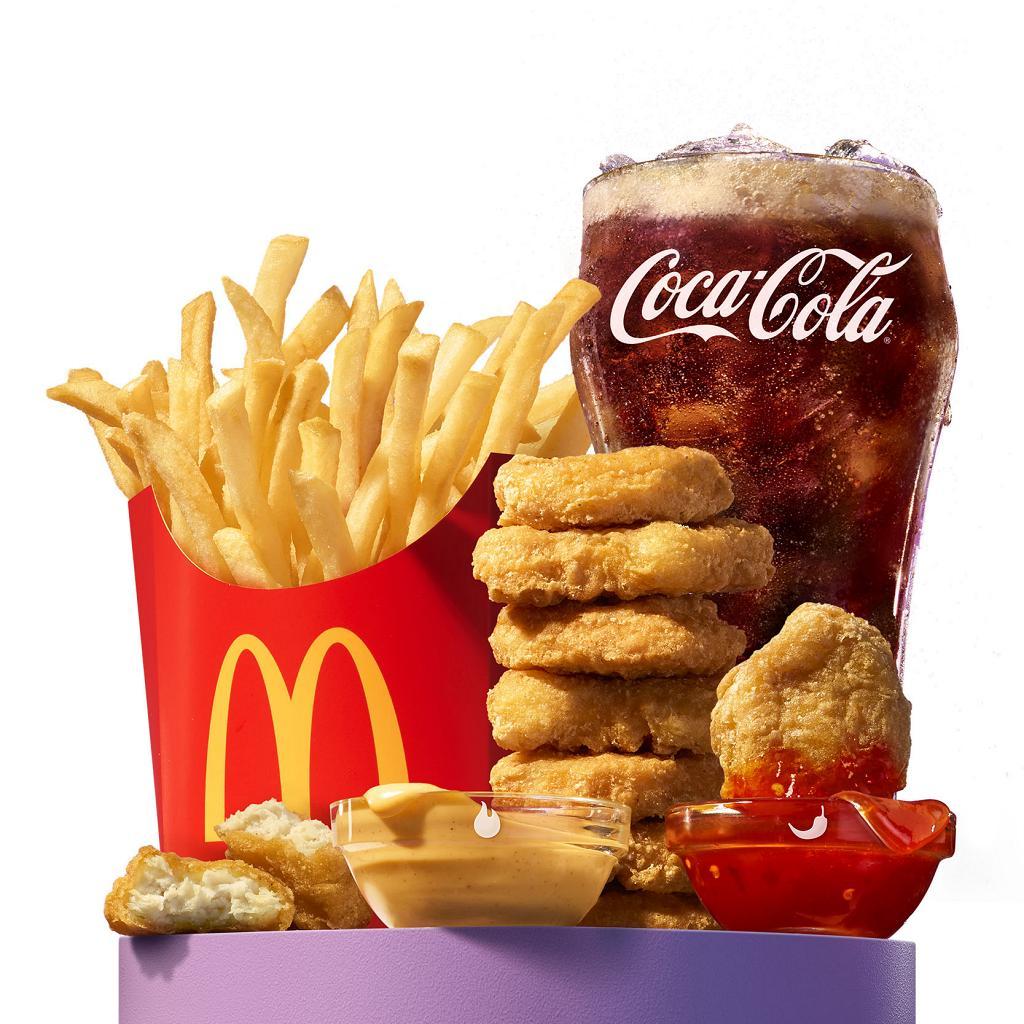 麥當勞全新BTS Meal登陸香港 夢幻紫色設計包裝!兩款新口味麥樂雞醬