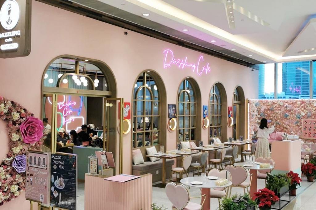 【尖沙咀/銅鑼灣美食】Dazzling Cafe全線限時優惠 中指定英文名可歎一星期免費餐