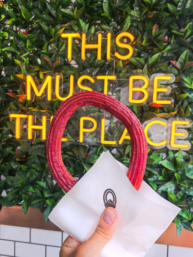 【佐敦美食】人氣Churro專門店Twist & Buckle 7月登陸佐敦!開幕限定紫薯金黃味/抹茶彩虹糖碎