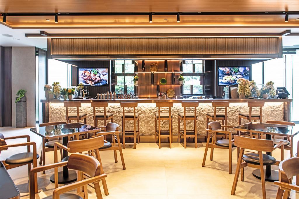 【沙田美食】帝都酒店最新居酒屋YAMA開幕!打造迷你小銀座/爐端燒/和牛三文治/炸北海道鮮蟹餅