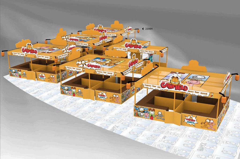 【中秋好去處】元朗加菲貓主題美食市集9月開幕!全新甜品精品區/中秋禮盒價格/地址及時間詳情