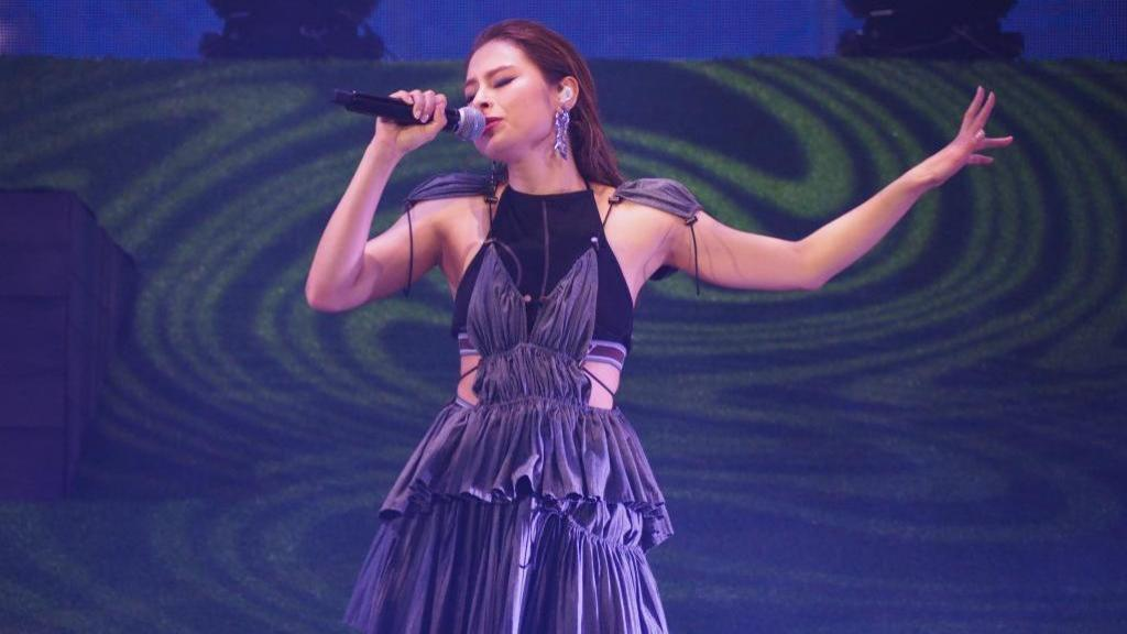 Gin Lee李幸倪如願開個唱 2018年6月首度殺入紅館