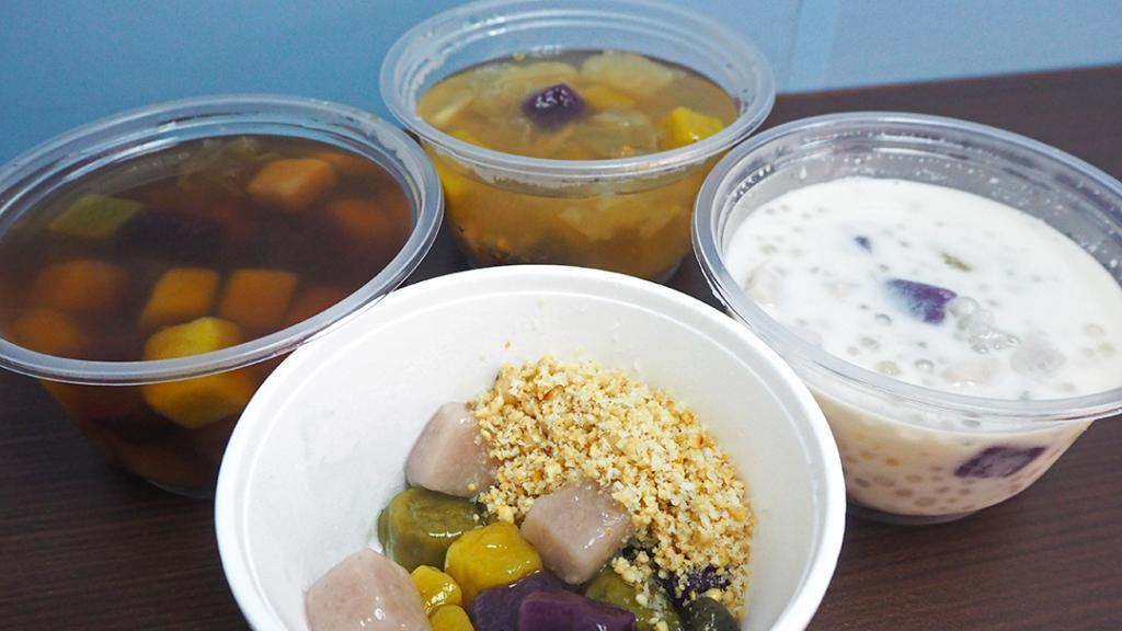 【太子美食】甜品網店開實體店 太子歎煙韌五色芋圓糖不甩/糖水