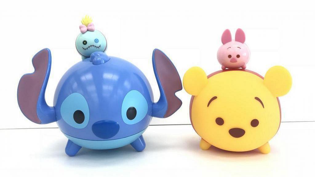 7-Eleven便利店迪士尼Tsum Tsum新品!小熊維尼小夜燈/史迪仔儲物盒登場