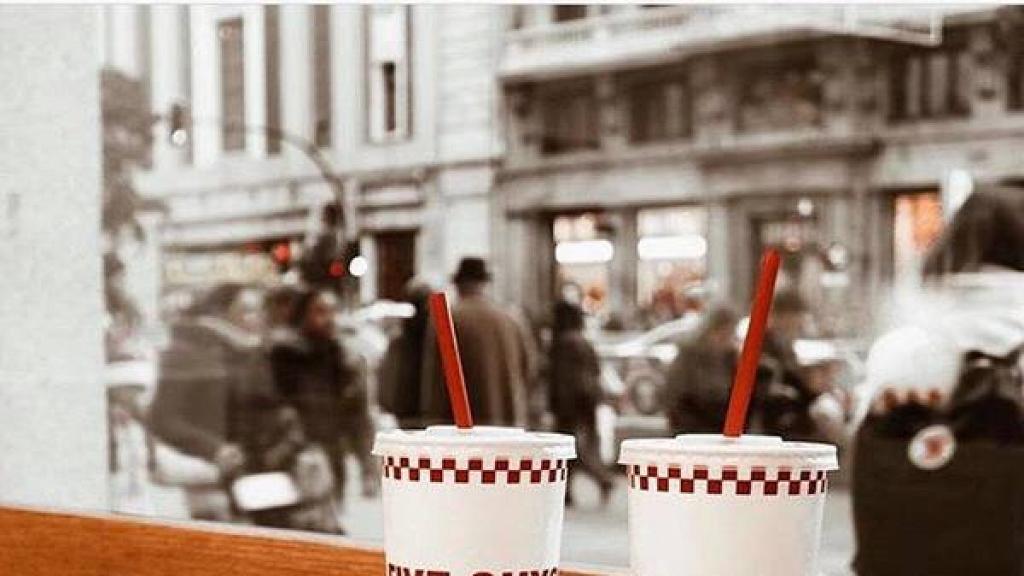【灣仔美食】美國過江龍漢堡店Five Guys登陸香港 率先睇餐牌+人氣款式