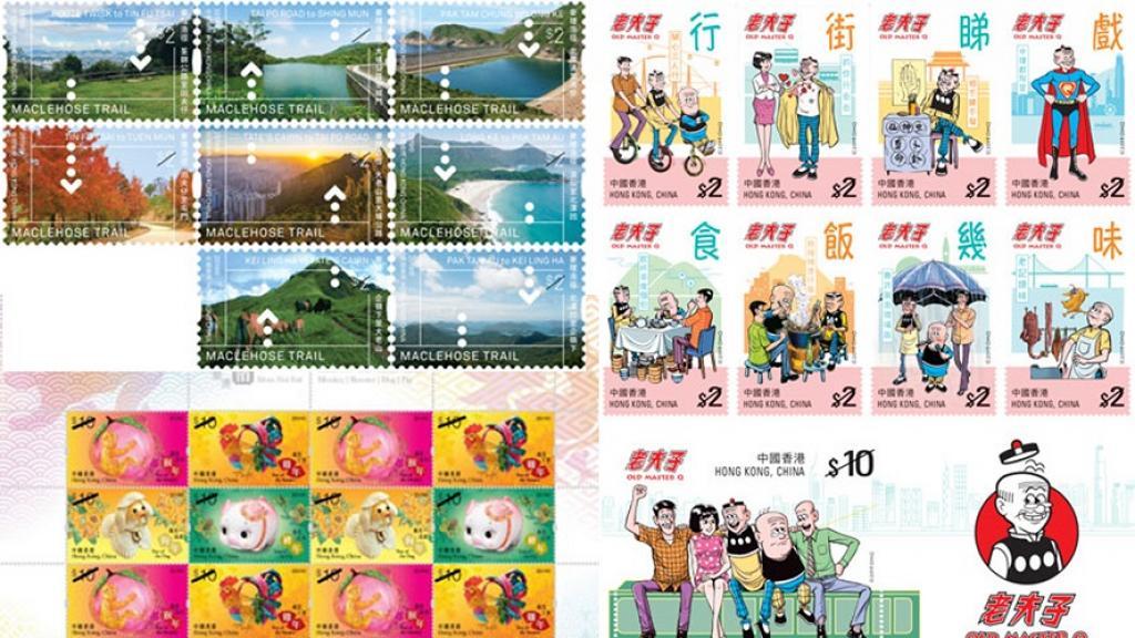 2019年發行郵票率先睇!首推《老夫子》郵票+全新12款主題郵票