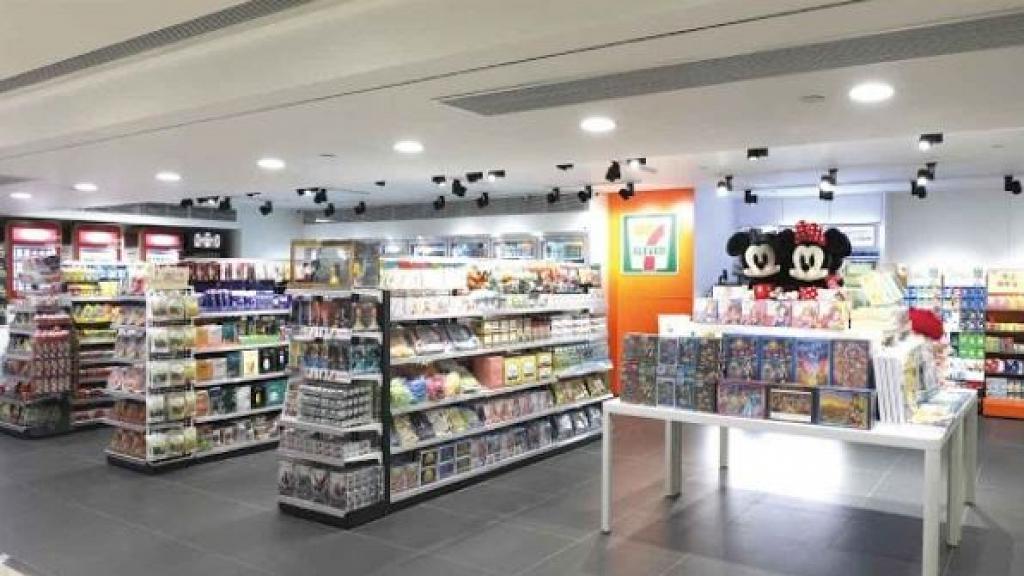 【尖沙咀新店】7-Eleven尖沙咀新店獨家限定!Sanrio/迪士尼精品+日本直送零食