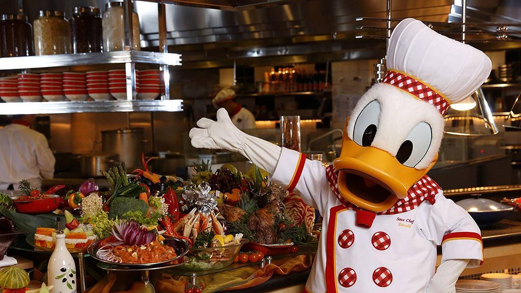 【迪士尼樂園美食】香港居民限定優惠!迪士尼樂園酒店自助餐套票價錢+詳情