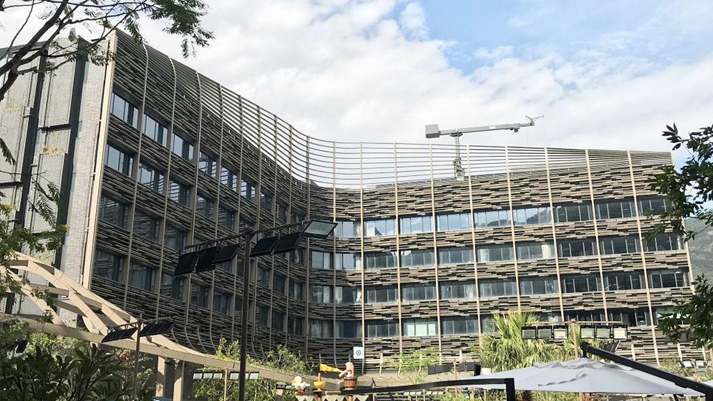 【海洋公園】海洋公園萬豪酒店開幕 礁湖泳池/3層高柱型水族館