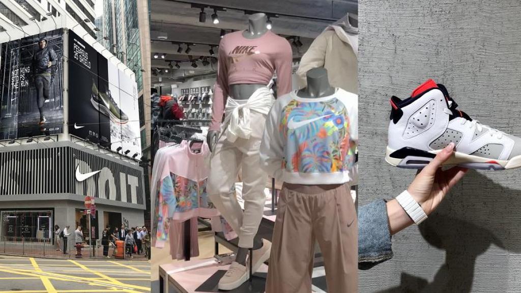 【銅鑼灣好去處】兩層高7000呎Nike新店登陸禮頓中心!熱賣斷貨波鞋/開幕優惠
