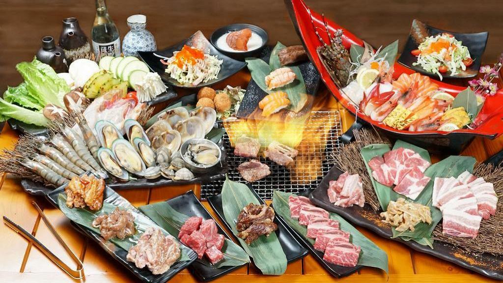 【尖沙咀美食】新開日本燒肉放題$300有找 任食和牛/鹿兒島黑豚肉/龍蝦海鮮粥
