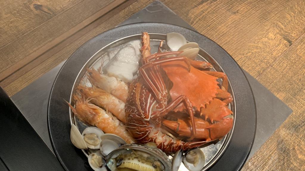 【銅鑼灣美食】全港首間一人一鍋蒸氣粥底火鍋 食勻鮮甜海鮮/安格斯牛/手打丸