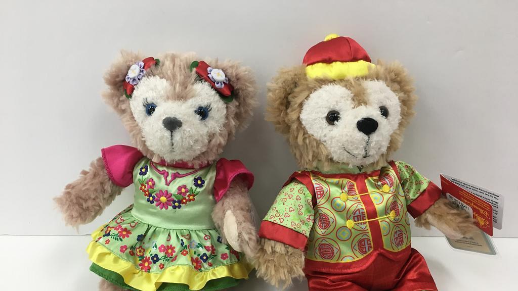 【新年2019】迪士尼新春+情人節限定新品率先睇!Duffy米奇唐裝造型登場