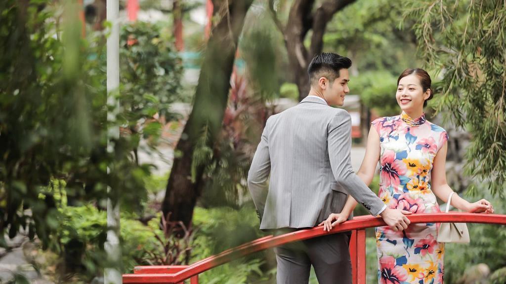 【新年好去處2019】黃大仙中心新推情侶4小時旗袍體驗 包化妝髮型/攝影+20張相