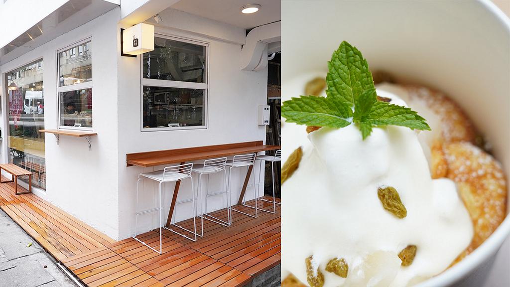 【大圍美食】大圍新開4層日系純白Café 歎迷你鬆餅/草莓抹茶牛奶