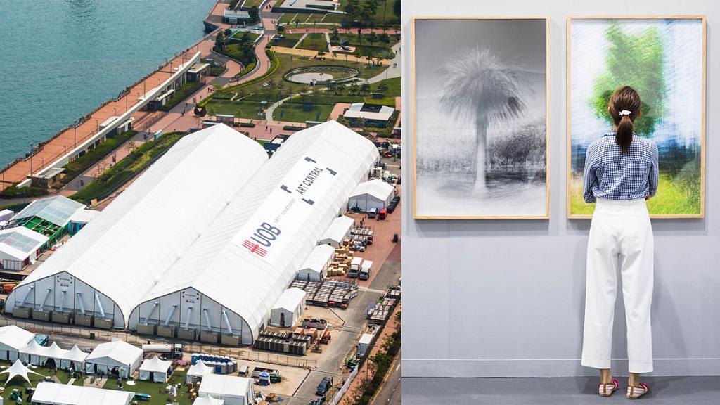 【中環好去處】Art Central 3月底回歸中環!107間當代藝廊/藝術表演/美食區