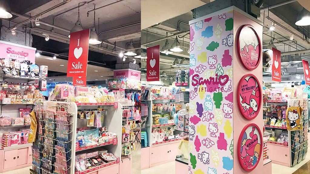 【減價優惠】Sanrio北角店限時折扣區!廚具家品/文具精品低至3折