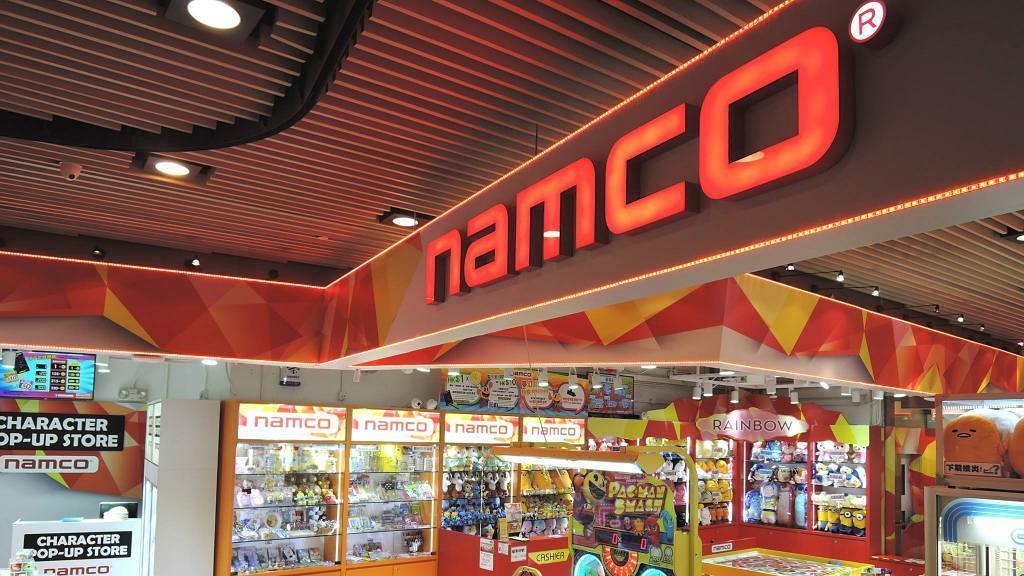 【何文田好去處】日本人氣遊戲機中心Namco進駐何文田 夾公仔機/彩虹池/機動車
