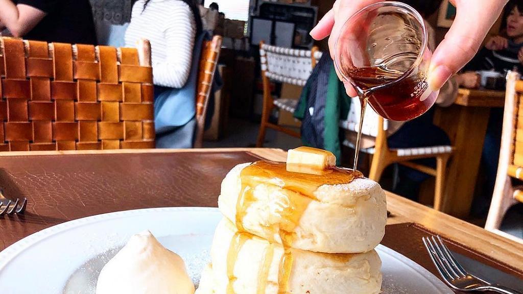 【旺角美食】日本過江龍Micasadeco&Cafe登陸香港 人氣No.1芝士梳乎厘Pancake