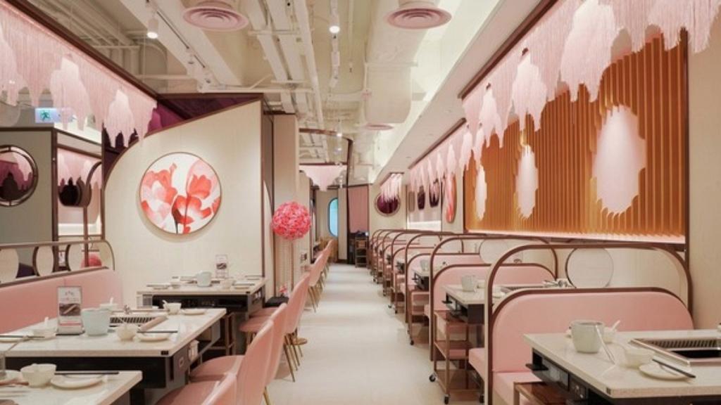 【旺角美食】新加坡人氣火鍋店美滋鍋進駐旺角 夢幻粉紅裝潢歎多款養顏美容鍋