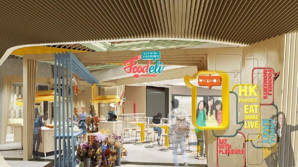 【元朗美食】全新大型美食廣場Foodeli登陸元朗 超過10間中日韓台泰食店進駐