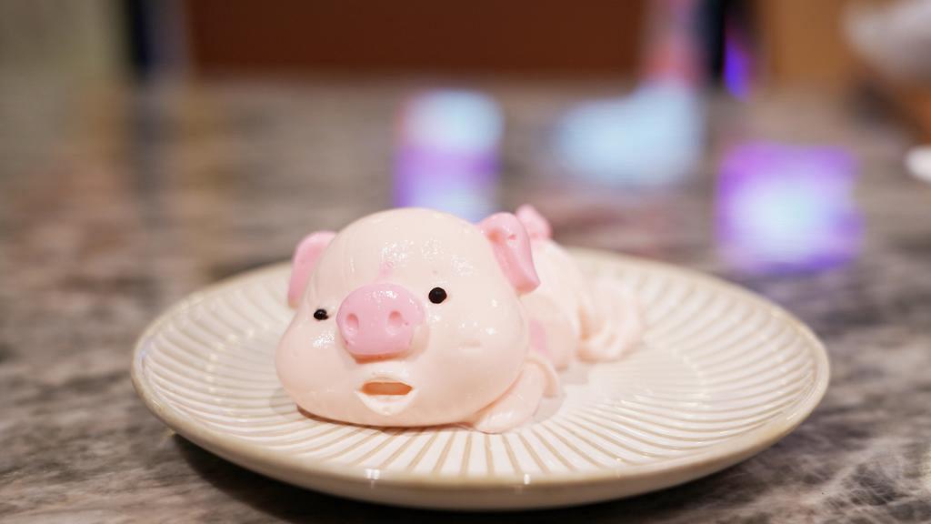 【荃灣/中環/尖沙咀美食】超可愛粉紅豬仔布甸登場 歎冰鎮咕嚕肉/紫薯豬仔包