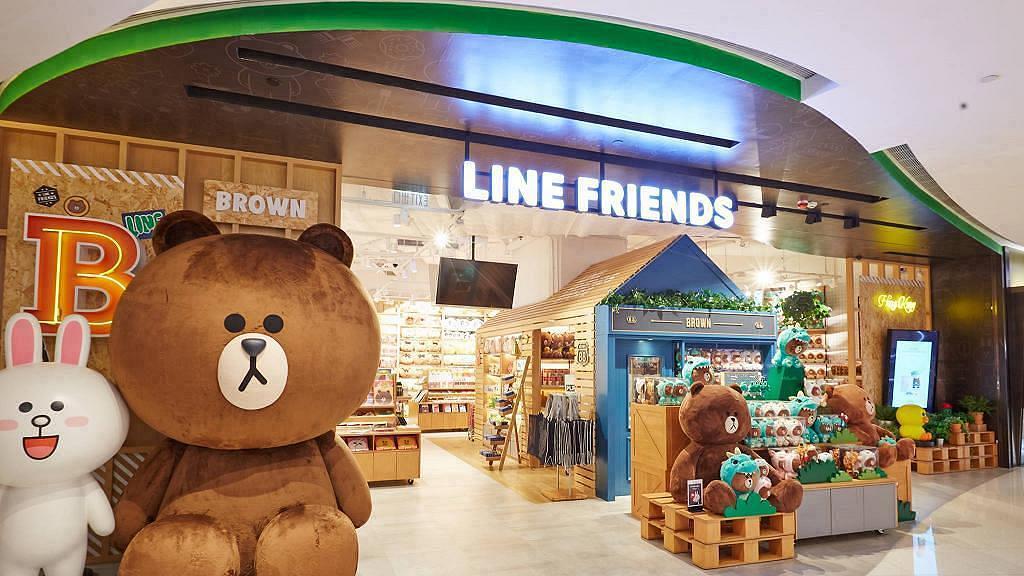 全港首間LINE FRIENDS Store outlet進駐東涌 獨家香港限定商品/熊大精品3折起