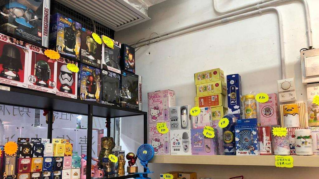 【減價優惠】旺角卡通精品店租約期滿清貨 迪士尼/Sanrio/美少女戰士玩具精品