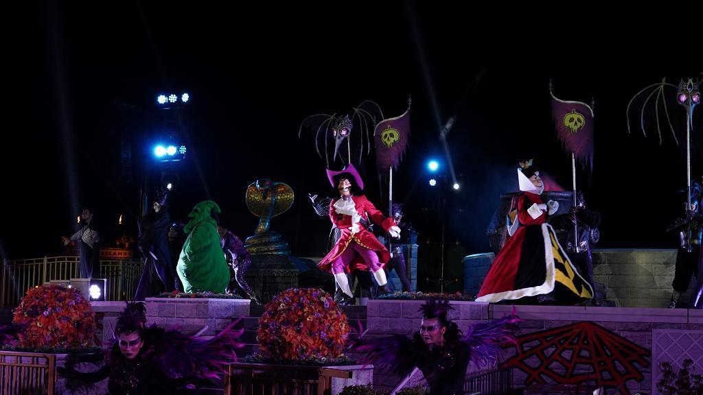【萬聖節2019】迪士尼萬聖節市集+巡遊搶先睇!  2大全新光影匯演/阿Jack鬼屋