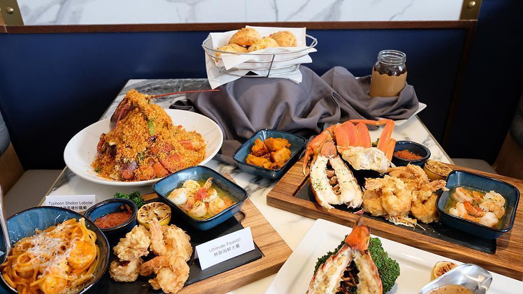 【銅鑼灣美食】美國連鎖海鮮餐廳Red Lobster抵港!60款海鮮美食/美國直送龍蝦