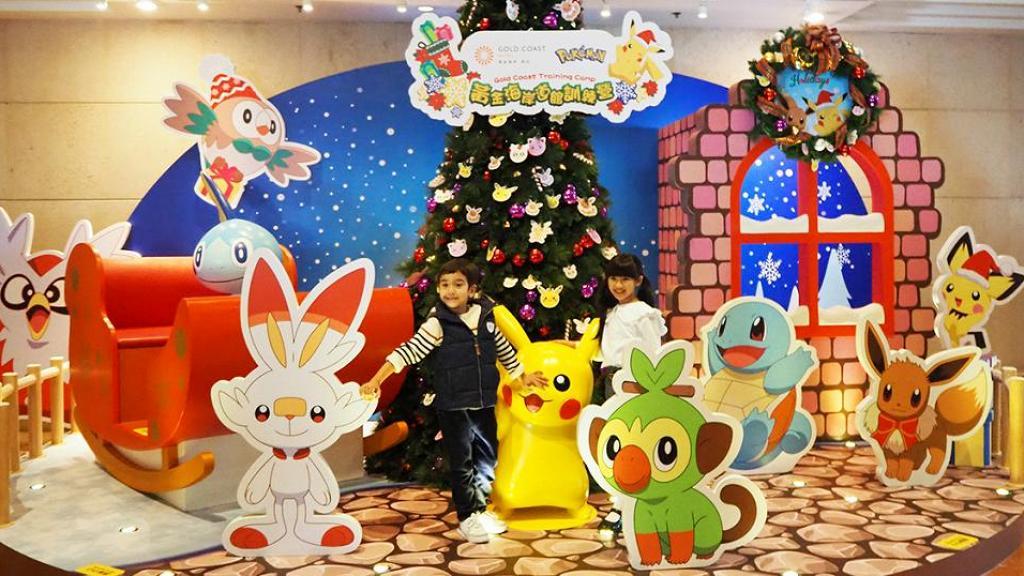 【聖誕好去處2019】全港首間寵物小精靈主題酒店 7大攤位遊戲/6米高比卡超